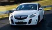 Essai Opel Insignia OPC : L'autre S4