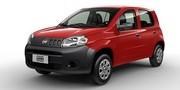 La Fiat Uno va danser la samba