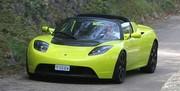 Essai Tesla Roadster Sport 288 ch : Envoyez les watts !