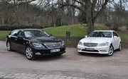Essai Lexus LS 600h 445 ch vs Mercedes S 400h 299 ch