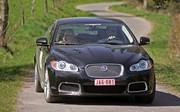 Essai Jaguar XFR : Sports saloon