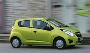 Essai Chevrolet Spark 1.2 LT : Pas assez affûtée