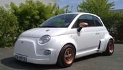 Atomik, le Tesla à la française présente sa Fiat 500 électrique