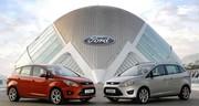 Ford C-Max Hybride : arrivée prévue en 2013