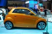 Geely IG, moins chère que la Tata Nano