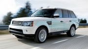 Range Rover Range_e : 1ères photos du prototype hybride