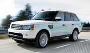 Premiers tests concluants pour le Range Rover hybride