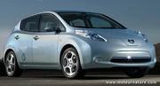 Nissan Leaf : quelques prix pour l'Europe