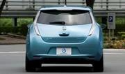 Prix Nissan Leaf : 30.000 € pour faire le plein dans son garage