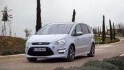 Essai Ford S-Max 2.0 TDCi 163 ch et 2.0 SCTi 203 ch