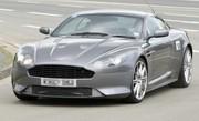 Aston Martin DB9 : Un look de DBS…