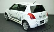 La Suzuki Swift hybride rechargeable bientôt sur la route