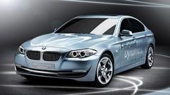 BMW Série 5 ActiveHybrid : lancement prévu en 2011 avant une Série 3 hybride