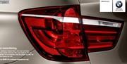 BMW X3 2010 : Teaser involontaire