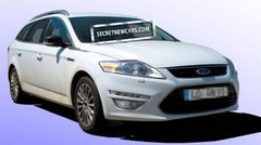 Ford Mondeo SW restylé