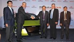 Voitures électriques : Mahindra achète Reva