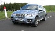 Essai BMW X6 ActiveHybrid V8 4.4 485 ch : En vert et contre tous