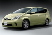 Toyota Prius Alpha : Duo de monospaces