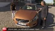 Emission Turbo : Volvo S60, 4x4 électrique