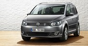 VW Touran BlueMotion 2011 : 4,6 l/100 km