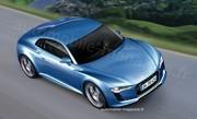 Audi R4 : Sur de bons rails