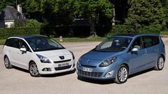 Essai Peugeot 5008 2.0 HDI 150 ch vs Renault Grand Scénic 2.0 dCi 160 ch : Le jeu des sept passagers
