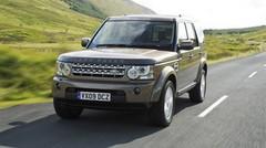 Land Rover Discovery 4 : élu 4x4 de l'année 2010