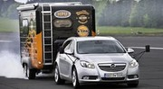 Essai Opel Insigna Sports Tourer CDTI 4x4 : Audi en ligne de mire