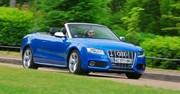 Essai Audi S5 Cabriolet : Au soleil sans sueur froide