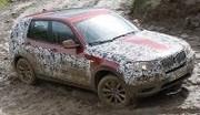 Premiers détails officiels sur le nouveau BMW X3
