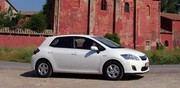 Contact : Toyota Auris HSD