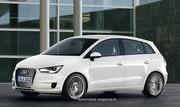 Audi A2 e-Tron : Réhabilitation en vue