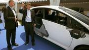 Electrique : une Citroën C-ZERO pour le Ministère de l'Ecologie