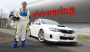 Subaru WRX STI 2011 : Un petit tour au Nürburgring !