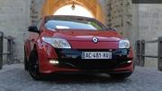 Essai Renault Megane 3 RS châssis Cup