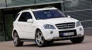 Mercedes ML 63 AMG : quelques retouches