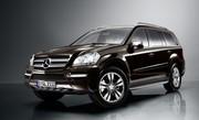 Mercedes GL 2010 : Petite mise à jour