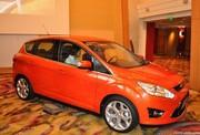 Présentation des Ford C-Max et Grand C-Max 2010