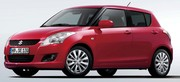 Suzuki Swift 2010 : Crise de croissance discrète