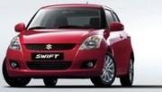 Suzuki Swift 2010: recette conservée