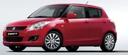 Suzuki Swift : style global préservé