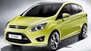 Ford C-Max : le détail des motorisations