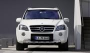 Mercedes ML 63 AMG : Du nouveau !