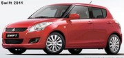 Nouvelle Swift : Suzuki leader de son segment
