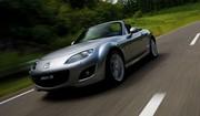 Mazda MX-5 : Les anglais l'élisent 'Meilleure voiture de sport'