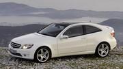 Mercedes : le coupé CLC arrêté !