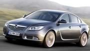 Opel Insignia : menues modifications sur l'Insignia