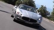 Essai Maserati GranCabrio : l'éveil des sens