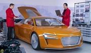 Audi e-Tron : Lancement amorcé