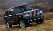 Range Rover 2011 : un nouveau V8 moins gourmand